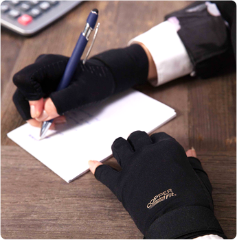 Copper Fit™ Compression Gloves
